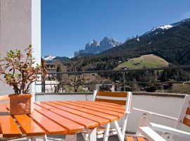 Appartamento Schatzer terrace, green vacation