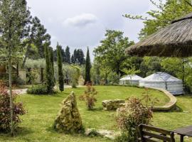 Famhouse La Prugnola, green tourist facilities