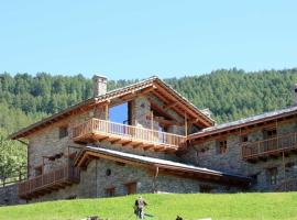 Borgata Sagna Rotonda, old villages