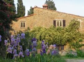 Farmhouse Poggio Pratelli, green accommodations