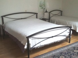 Double bedroom, Auberge ls liards, green tourist facilities