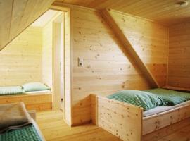 Bedroom, Almgasthaus Hiasl Zibenhütte, green tourist facilities