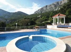 Swimming pool, Villa Klara, green tourist facilities