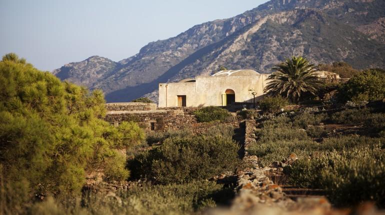 Dammuso, Tenuta Borgia, old villages