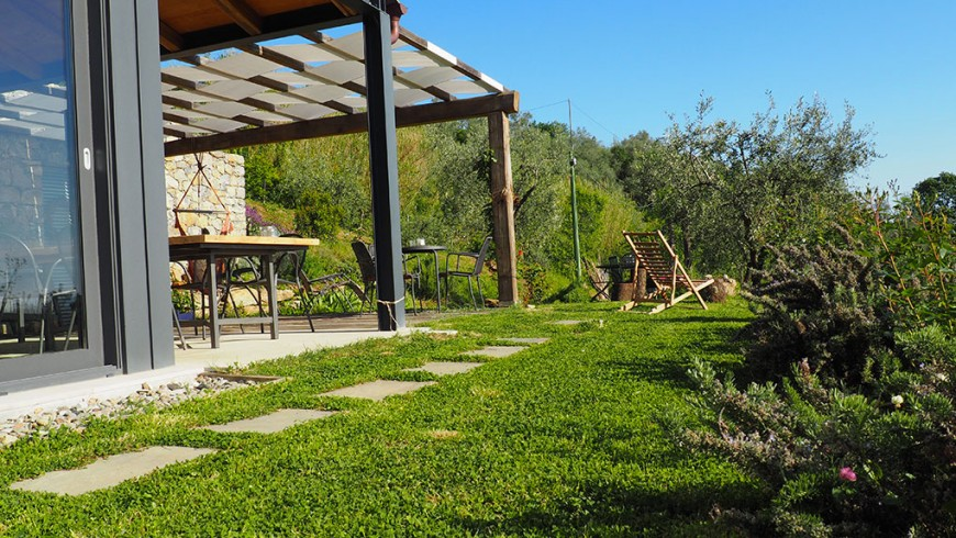 Sustainable farme in Liguria