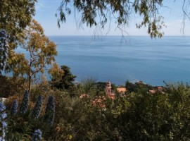 Liguria: wellness overlooking the sea