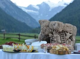 High-altitude wellness between fairy-tale scenarios in Cogne