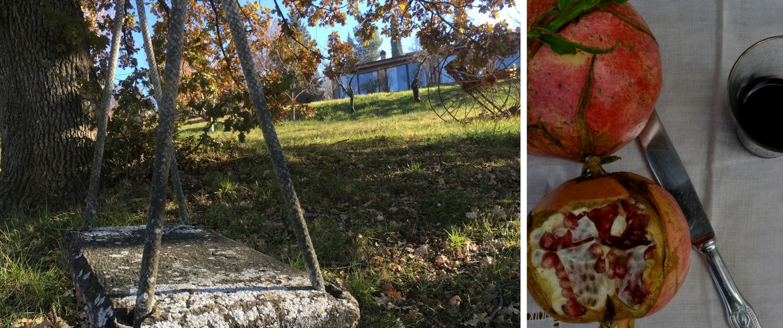 Eco-friendly Farmhouse Il Querceto