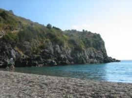 Marina di Camerota, beach, via wikimedia