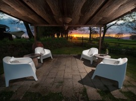 Sustainable luxury in Tuscan maremma