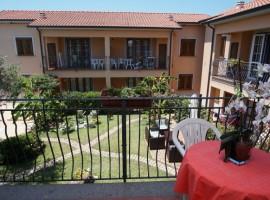 Terrace, Villa Andrea, Marina di Camerota