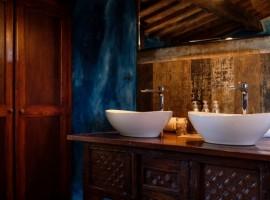 Sustainable luxury in Tuscan maremma