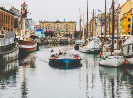 Nyhavn, photo by Nick Karvounis via Unsplash