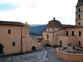Aliano and the monumental complex of Santa Maria di Orsoleo