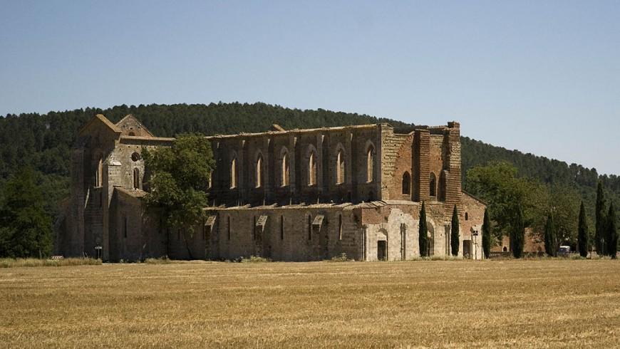 Abbey of San Galgano, Maremma