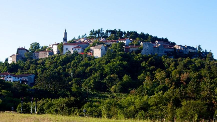 Štanjel, Karst region in Slovenia