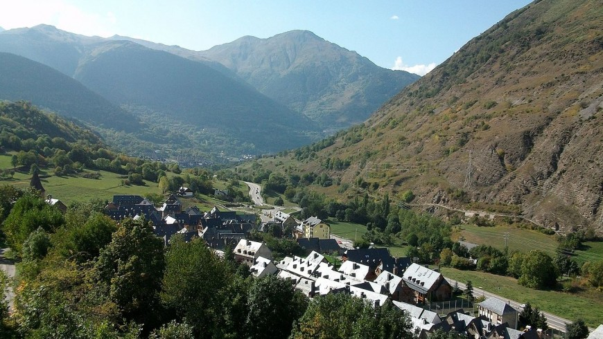The nature of Aran Valley