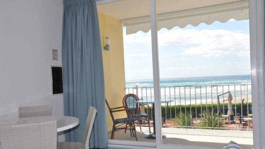 A sea view apartment in Cilento
