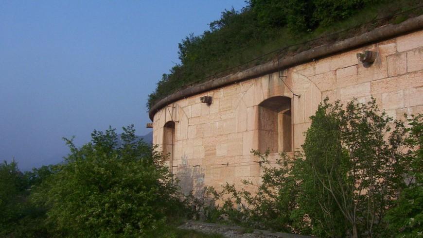 Itinerary in Lessinia Park