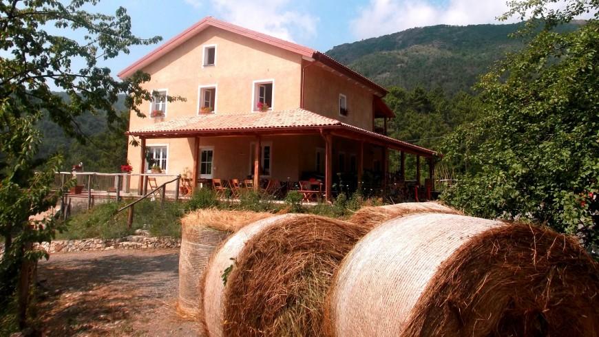 Organic farmhouse in Liguria, next to Cinque Terre Park