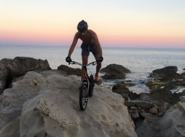 MTB on the rocks