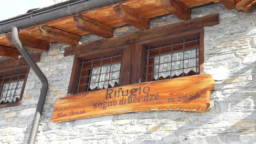 A vegan holiday in a mountain retreat in Cogne (Italy(