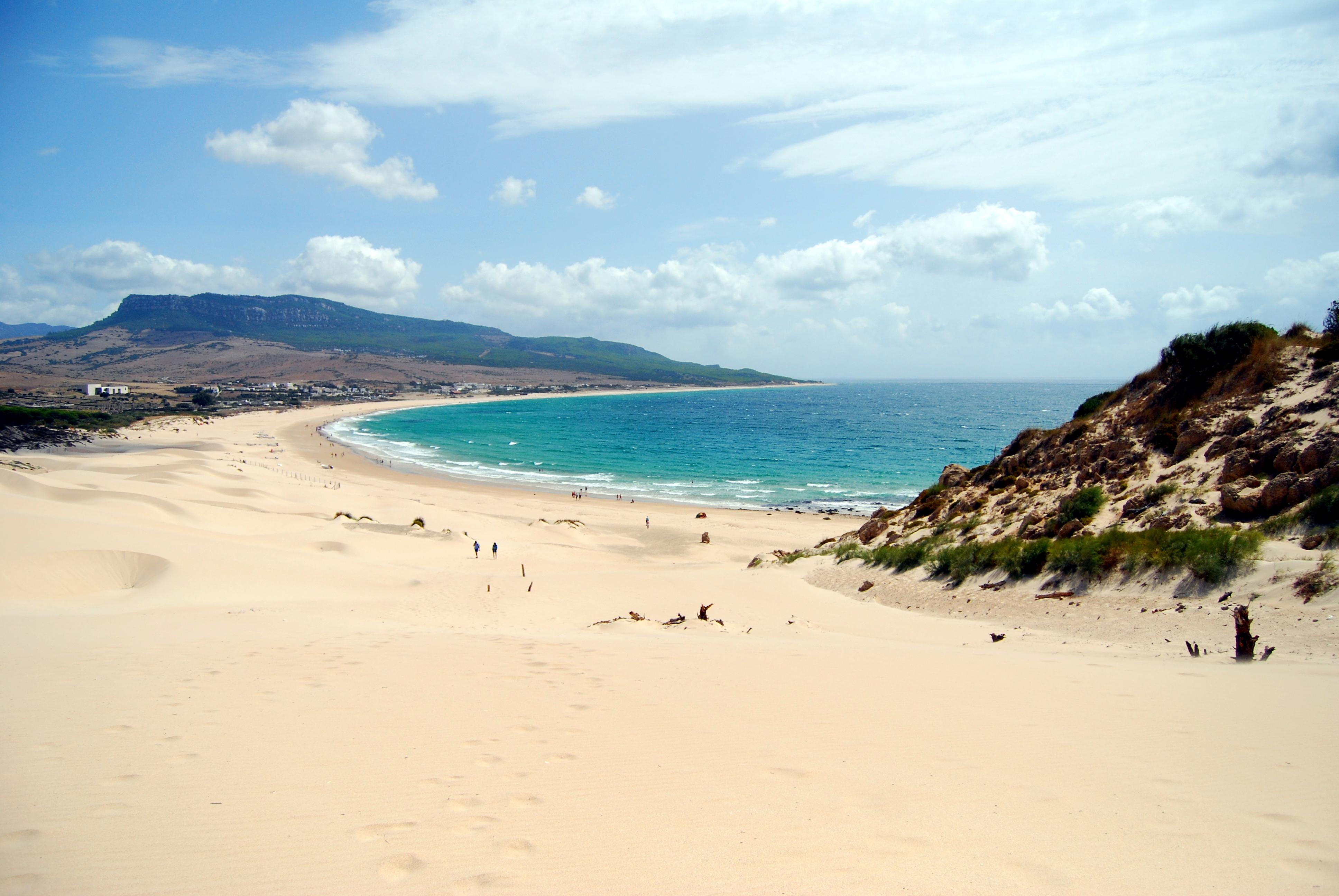 Bolonia beaches, Andalusia, Spain