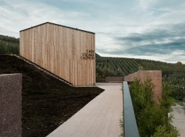 Casa Sociale Caltron Constructive alps