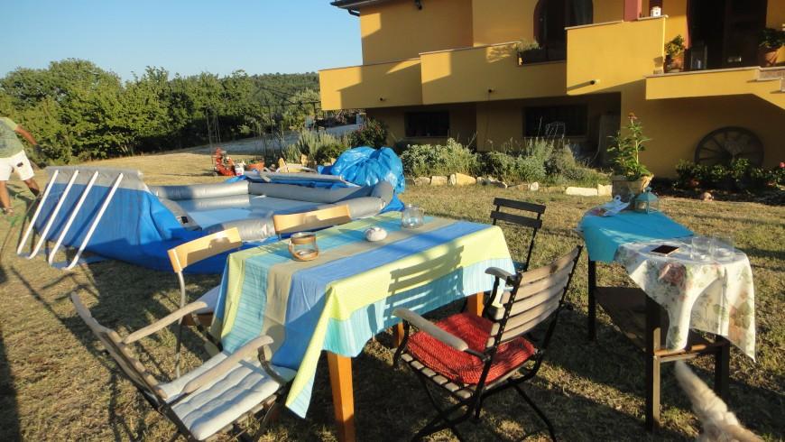 B&B in Lazio, for a regenerating holiday