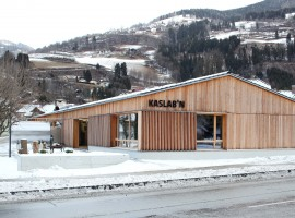 Kaslab'n Cheese Factory Constructive Alps