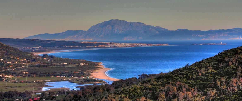 Tarifa stretto di GIbilterra, Spain