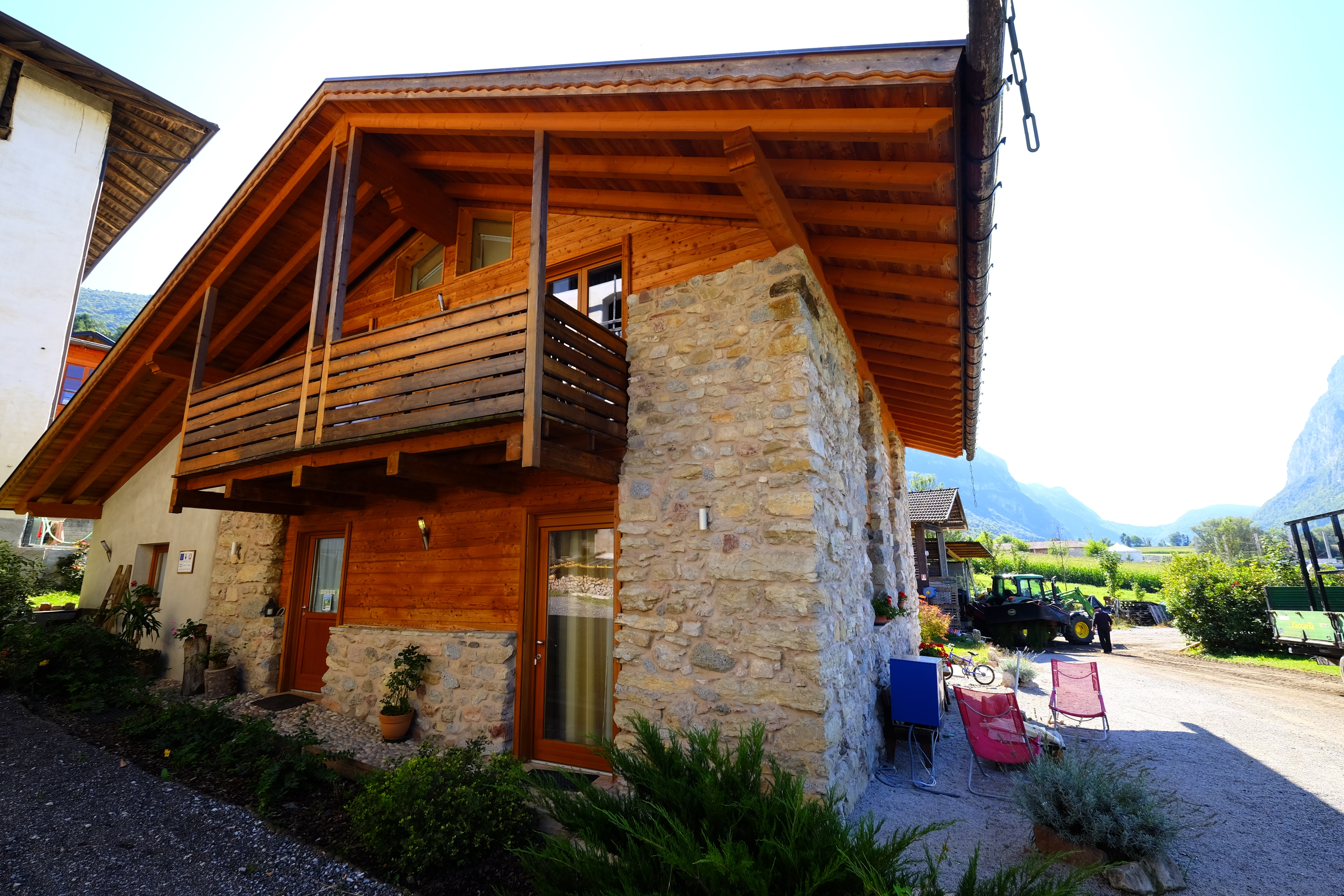 Agritur Maso Caianao, your eco-friendly holiday in Trentino, Italy