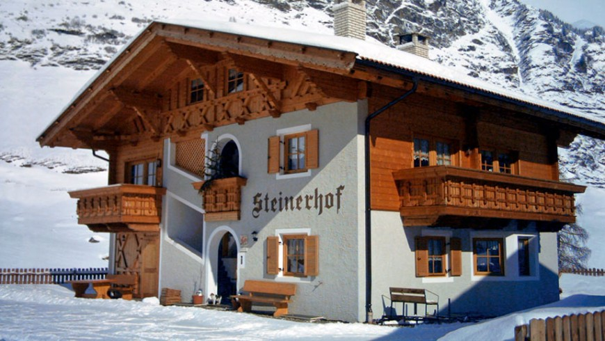 Ecohotel in the alpine pearl of Moso in Passeria