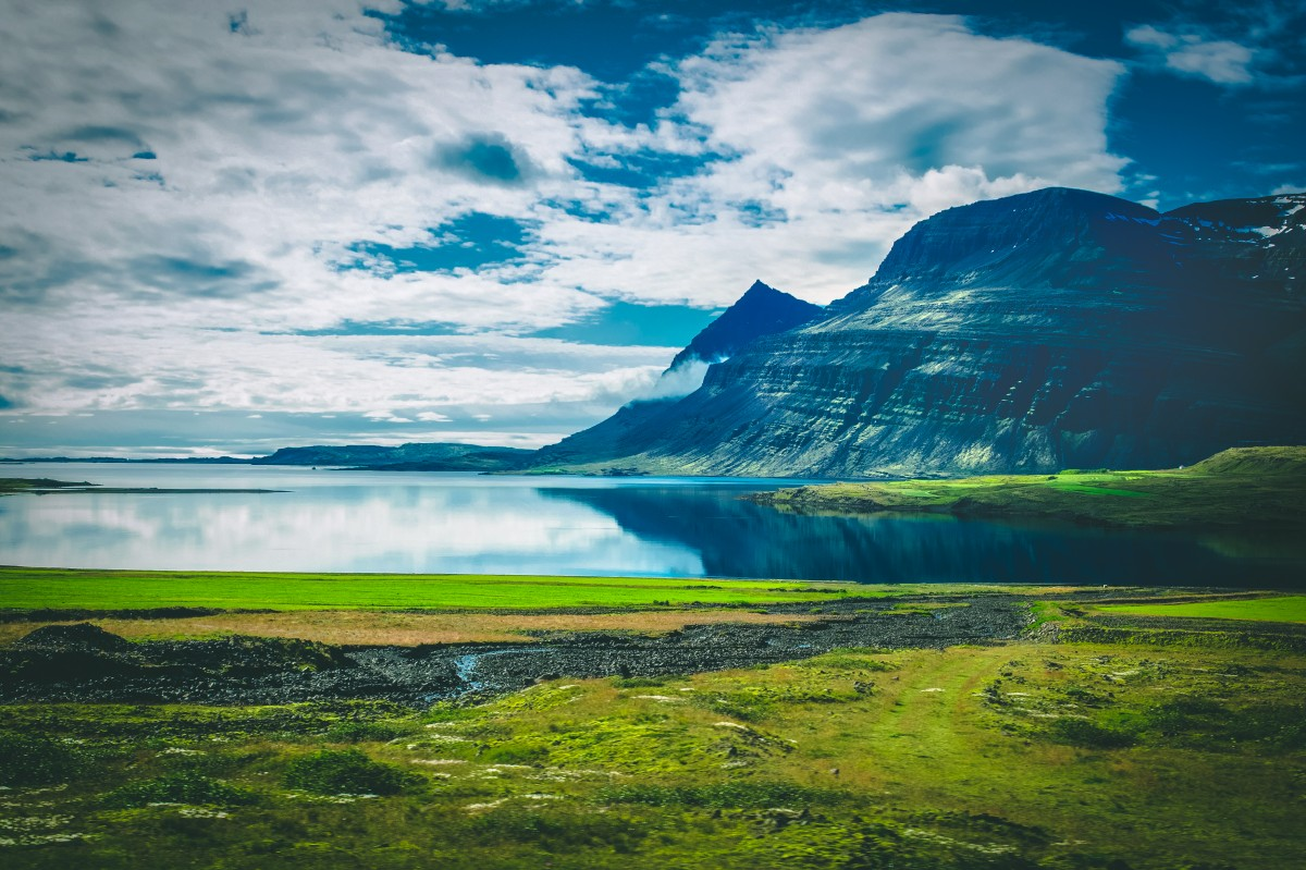 Islanda, one of the greenest country in the world