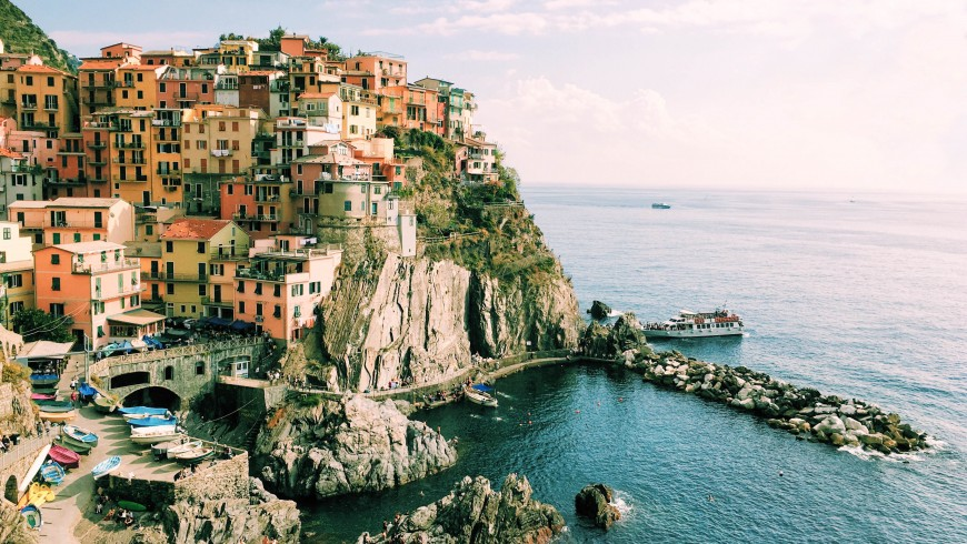 An unusual and sustainable holiday in Cinque Terre
