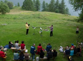 Chamoisic, Music in the Mountains