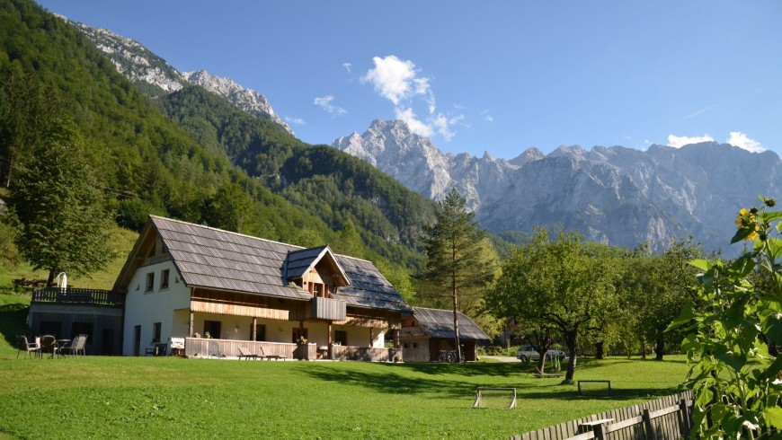 Farm holiday in Slovenia