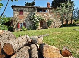 slow lifestyle and respect for nature: Ancora del Chianti