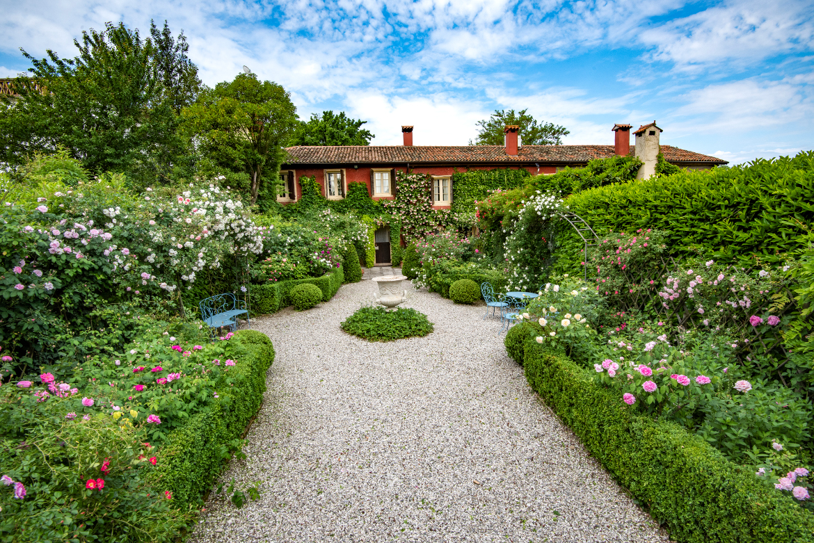 Luxury B&B Ca' delle Rose: a fairylike atmosphere in the countryside of Veneto