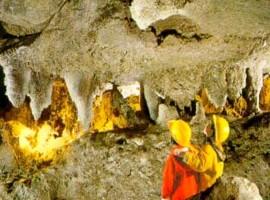 Onferno caves, Rimini