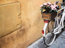 Veneto by bike and train