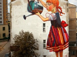 """Where once there was a flower"" by Natalia Rak. Photo via Focus"