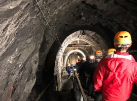 a journey into the mines