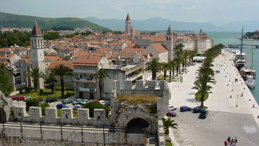 Trogir, the little Venice of Dalmatia