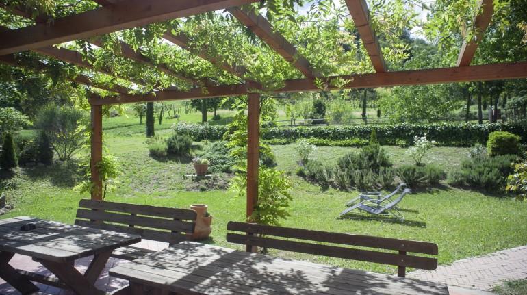 Il Cavicchio farmhouse, near Bologna