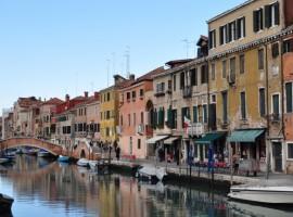 Ca' Giustino, Venice, Cannaregio - green Venice