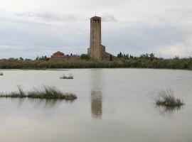 Isole laguna - green Venice