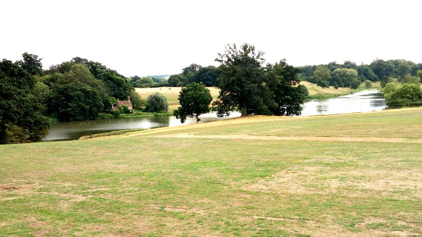 bowood gardens, England