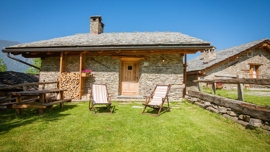 A child-friendly holiday in the Piedmont mountains