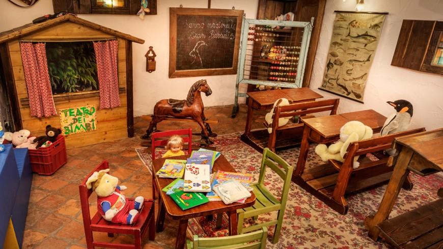 Child-friendly hotel in Cogne